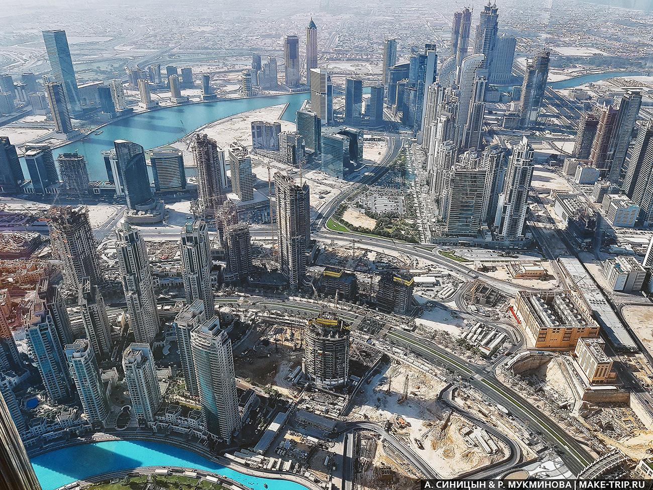 Дешевый отдых в Эмиратах