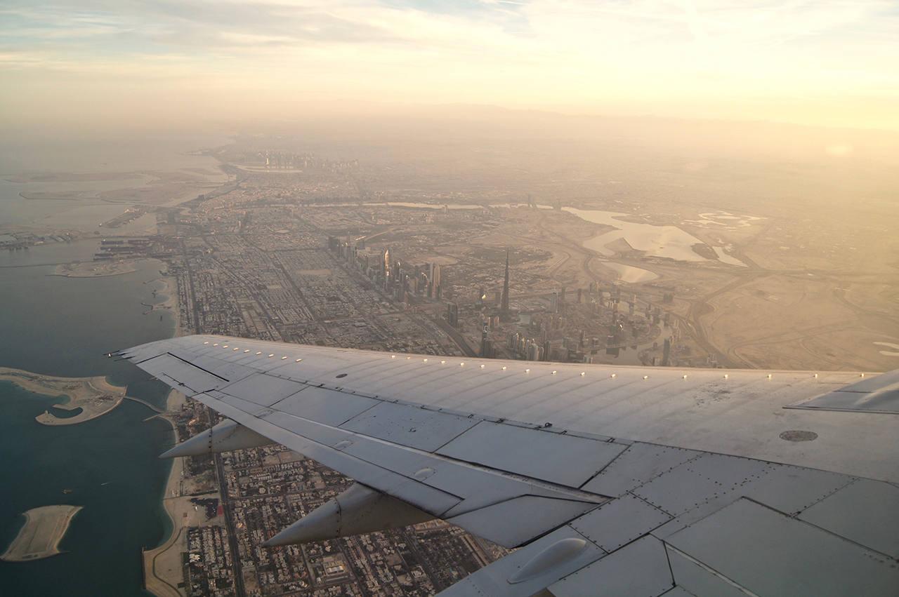 Дешевые билеты в Дубай