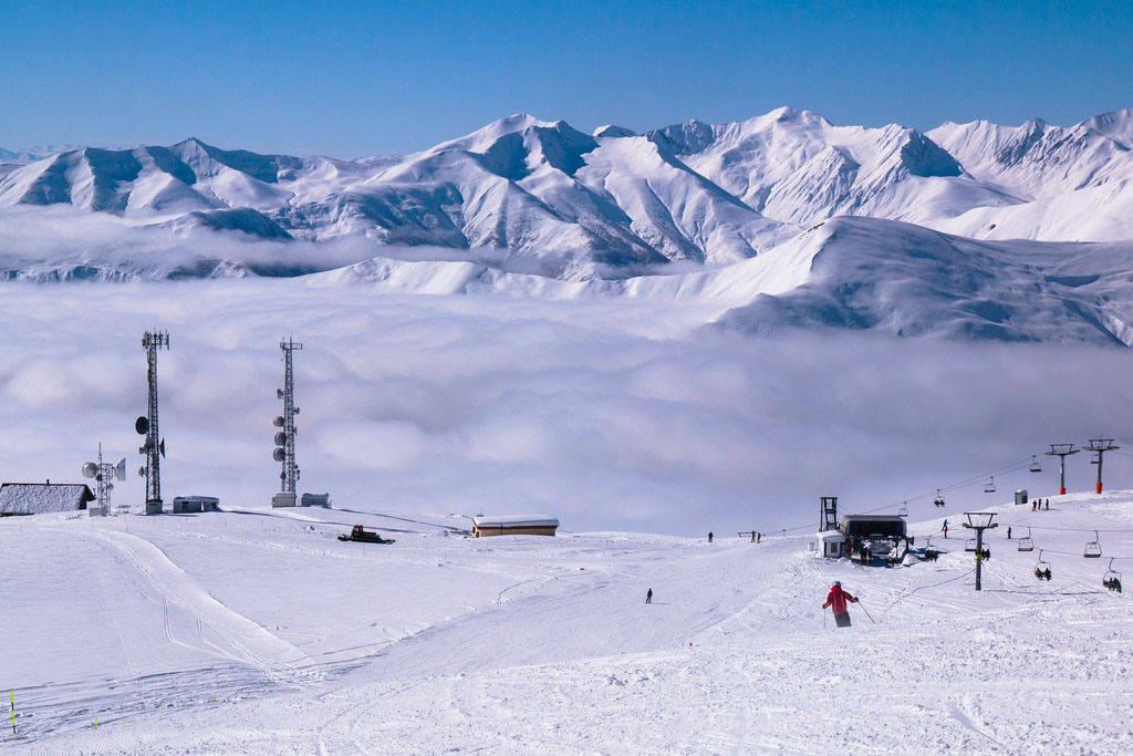 Как доехать из Тбилиси в Гудаури