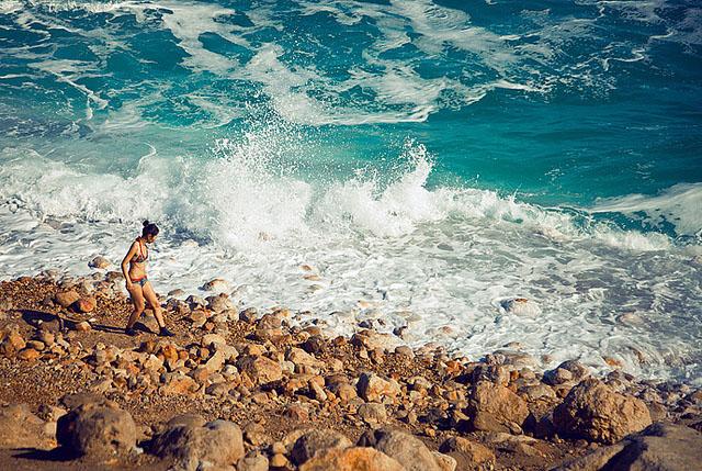 Пляжный отдых в мае