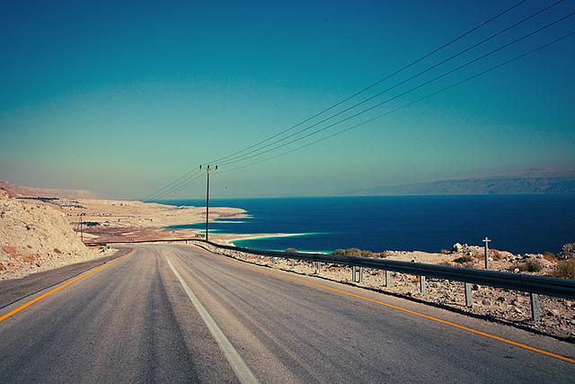 Экскурсии из Тель-Авива на Мертвое море