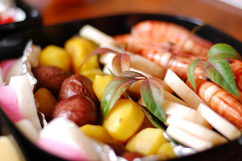 традиционная еда в японии