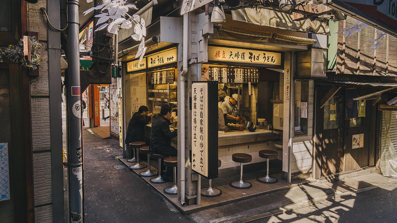 Цены в кафе и ресторанах Токио