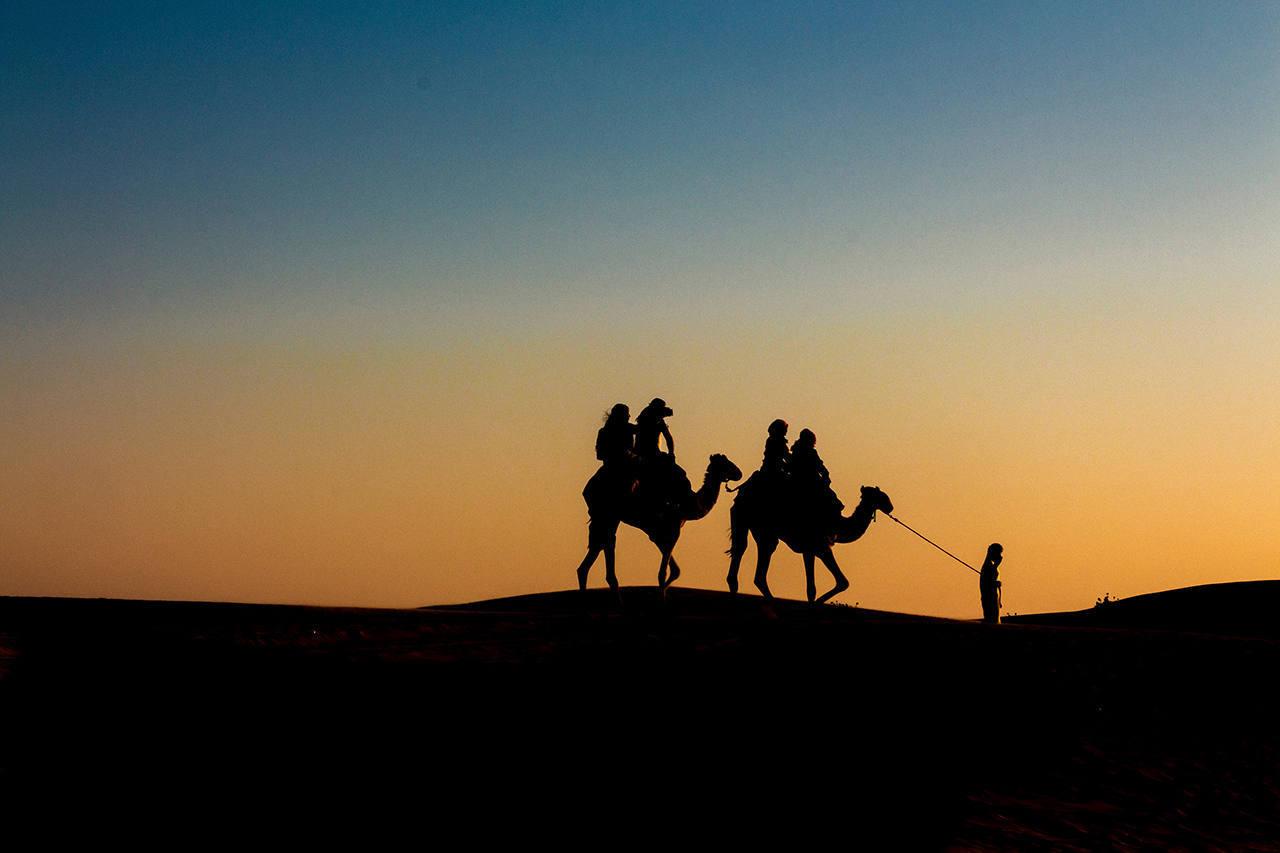 Где отдыхать в ОАЭ в ноябре