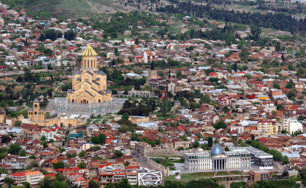Соборы, храмы и церкви Тбилиси