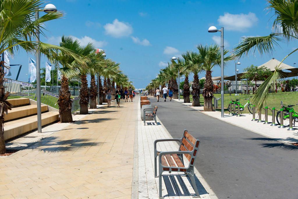Отзывы об отдыхе в Тель-Авиве