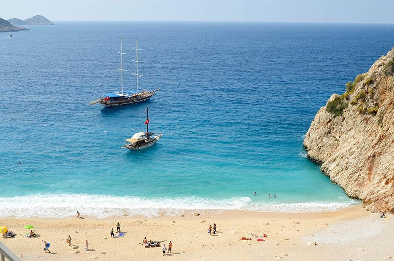 недорогой отдых у моря за границей