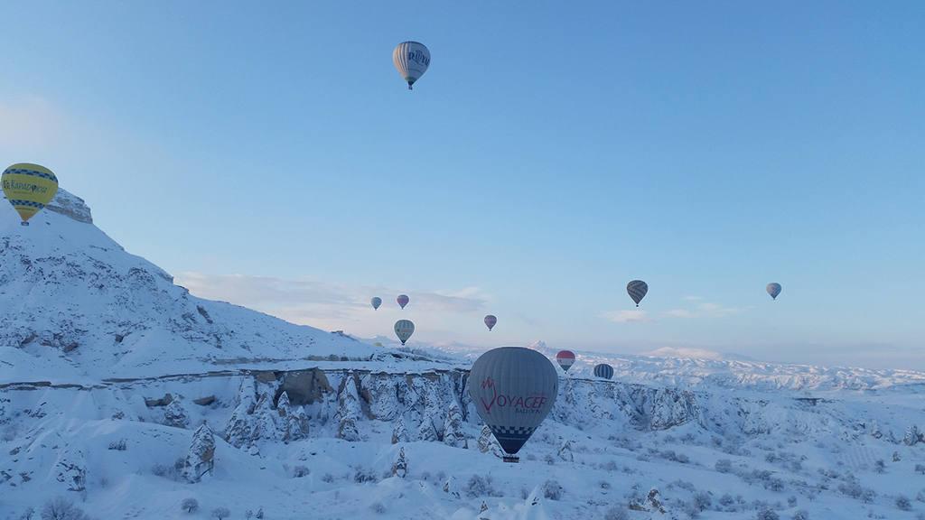 Какая погода в Турции в январе