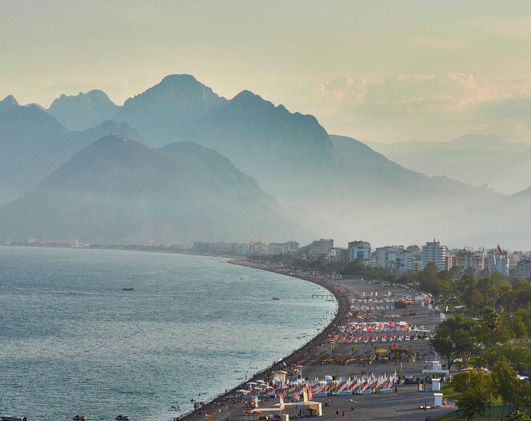 Цены на тур все включено на море в Турции