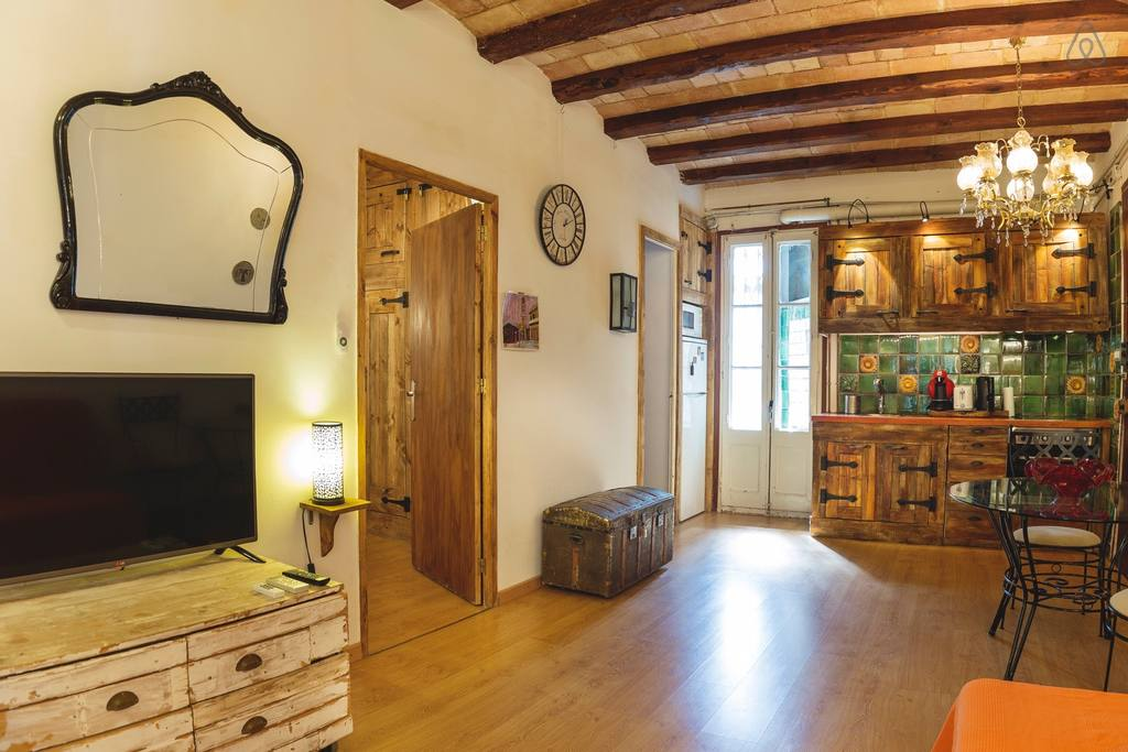 Уютное жилье в Барселоне