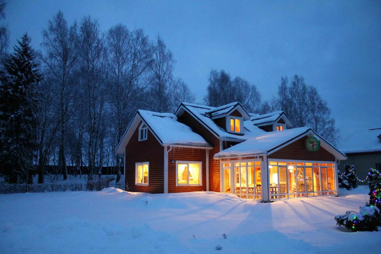 Что посмотреть в Подмосковье зимой