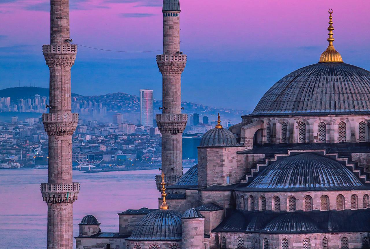 Групповые экскурсии по Стамбулу