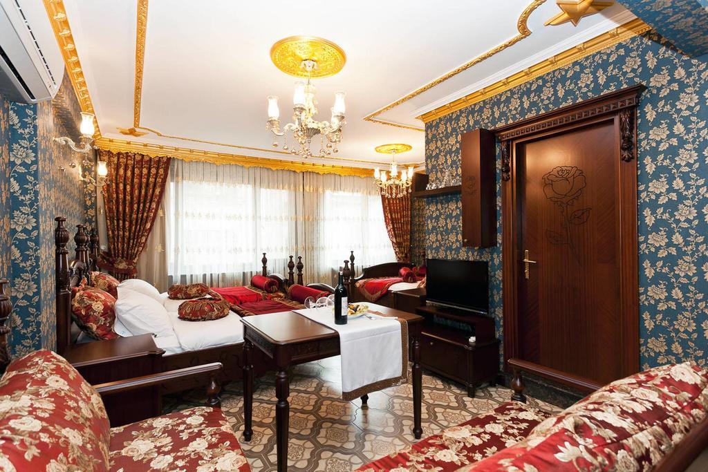 отели стамбула султанахмет