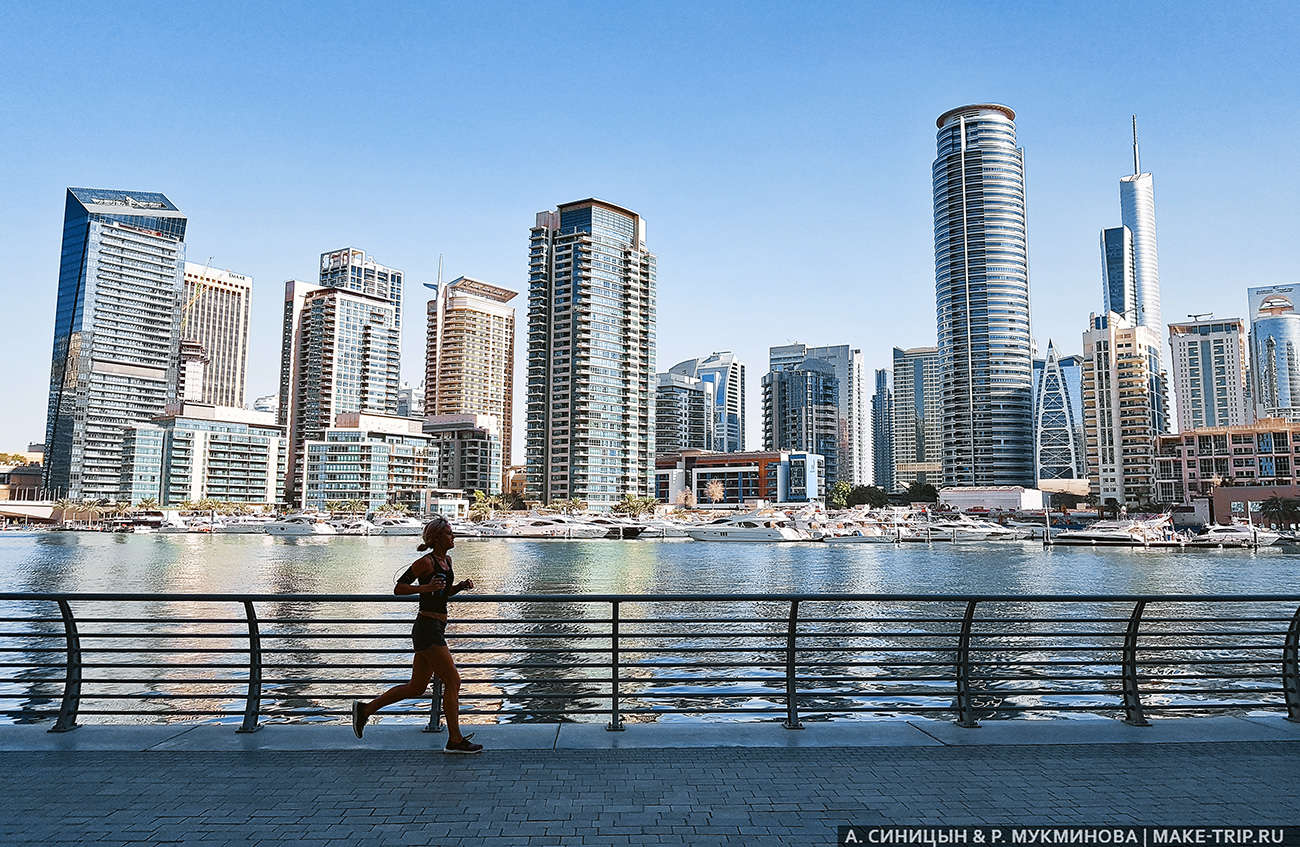 Где остановиться туристу в Дубае