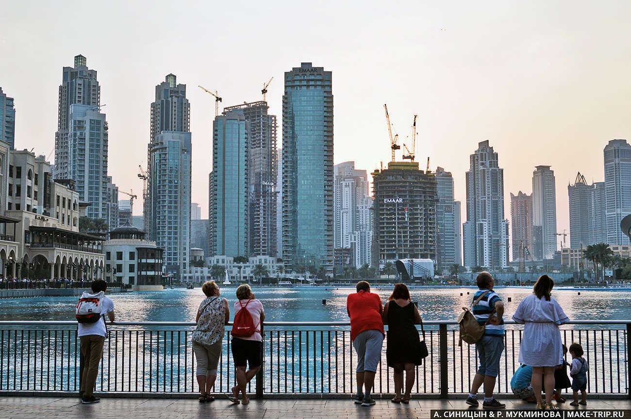 где лучше остановиться в Дубае