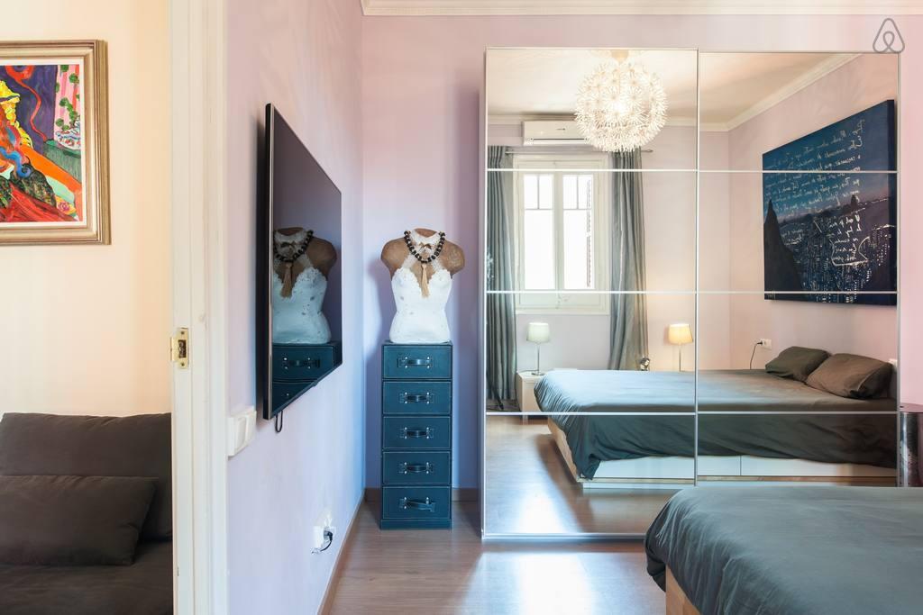 Где снять квартиру в Барселоне