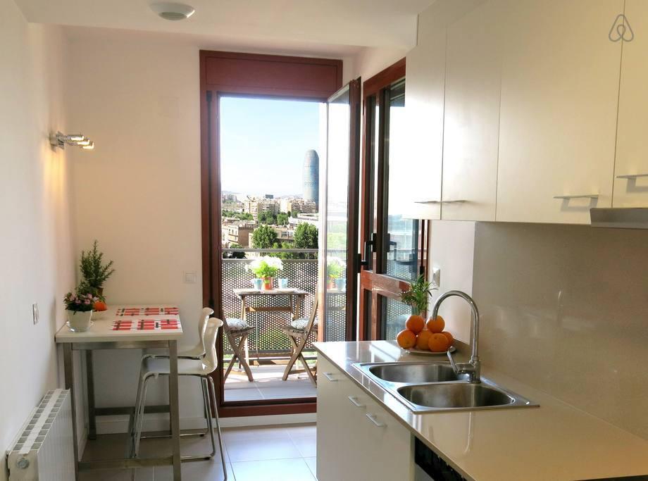 Аренда квартир и комнат в Барселоне