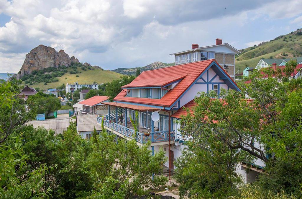 Недорогое жилье для отдыха в Крыму