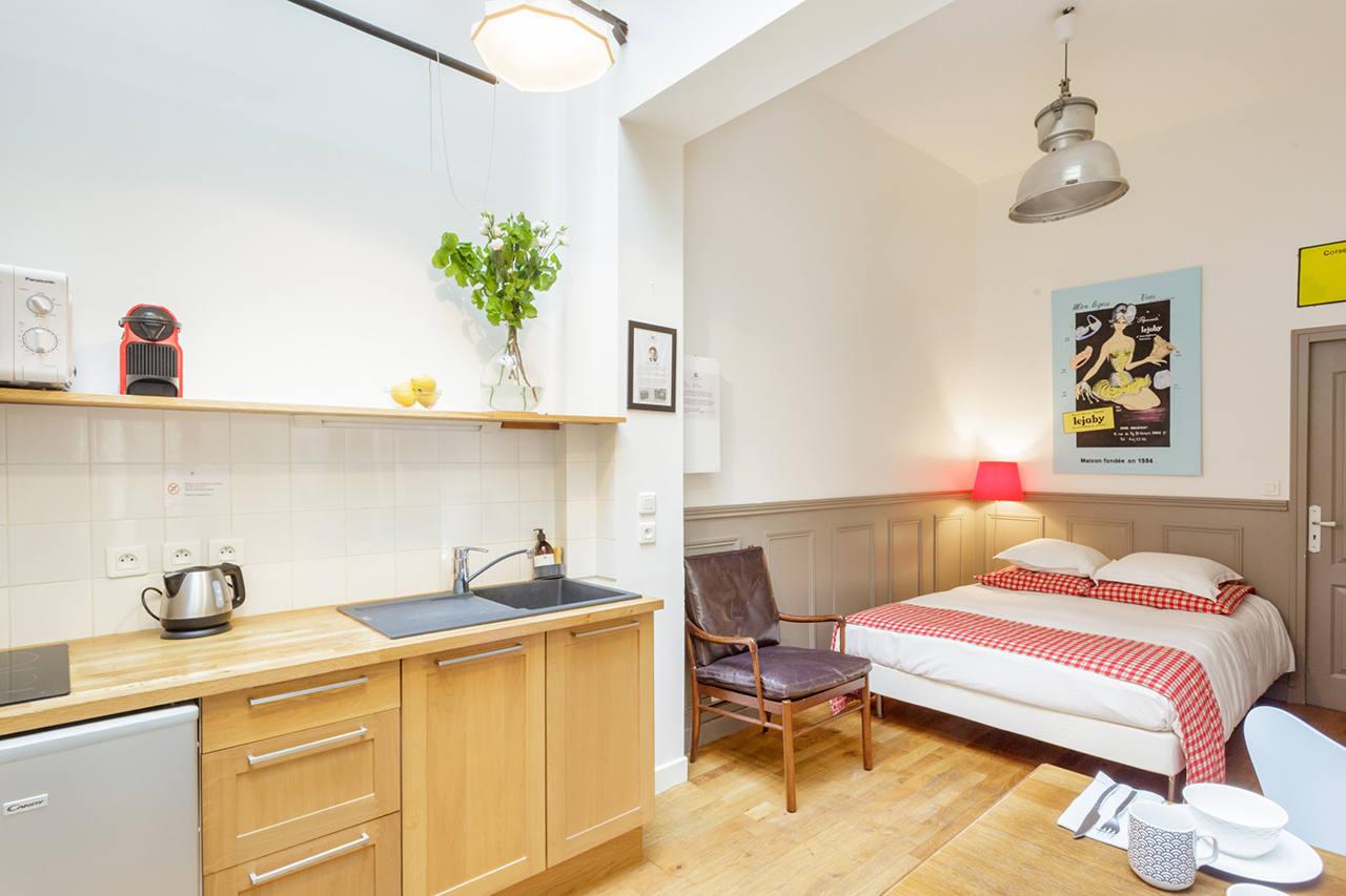 Аренда квартир и апартаментов в Париже от собственников