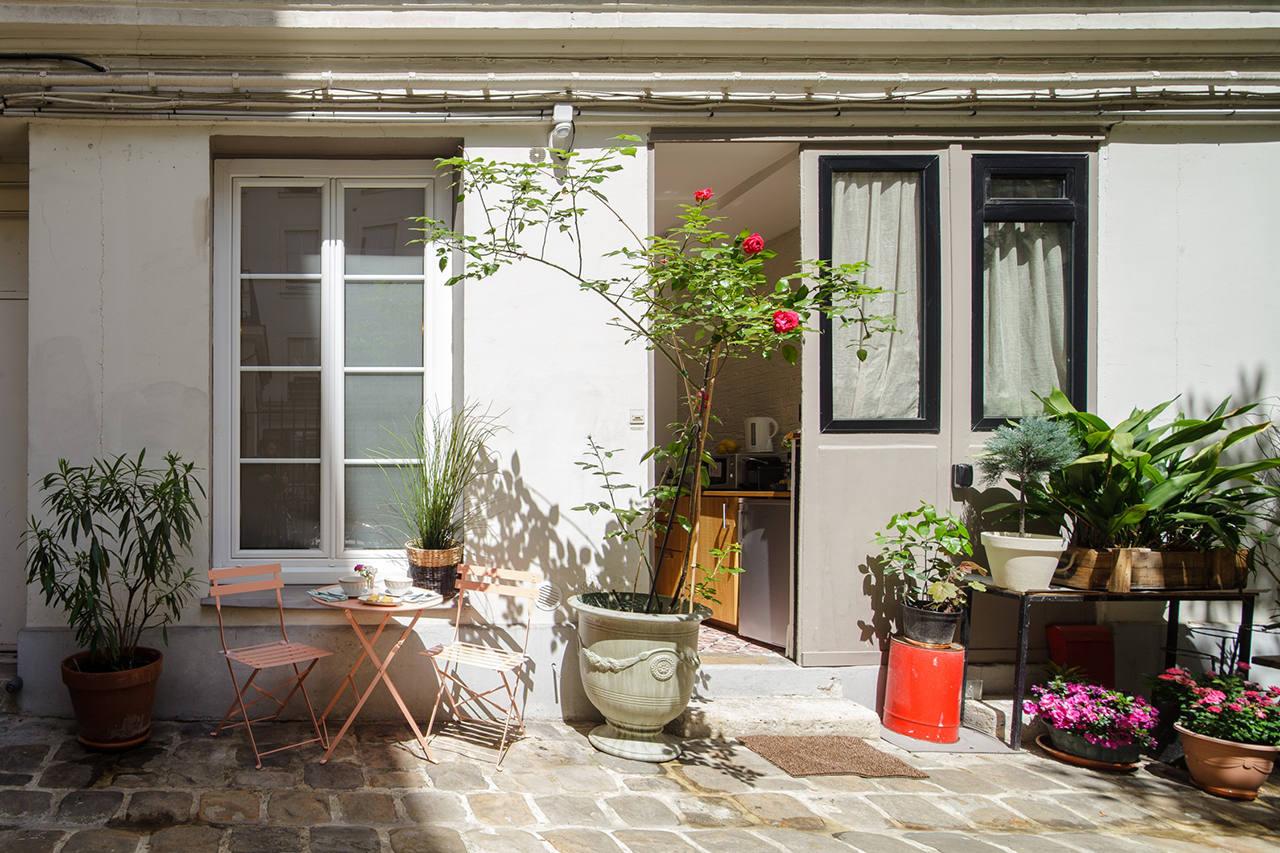 Недорогие квартиры в Париже для туристов