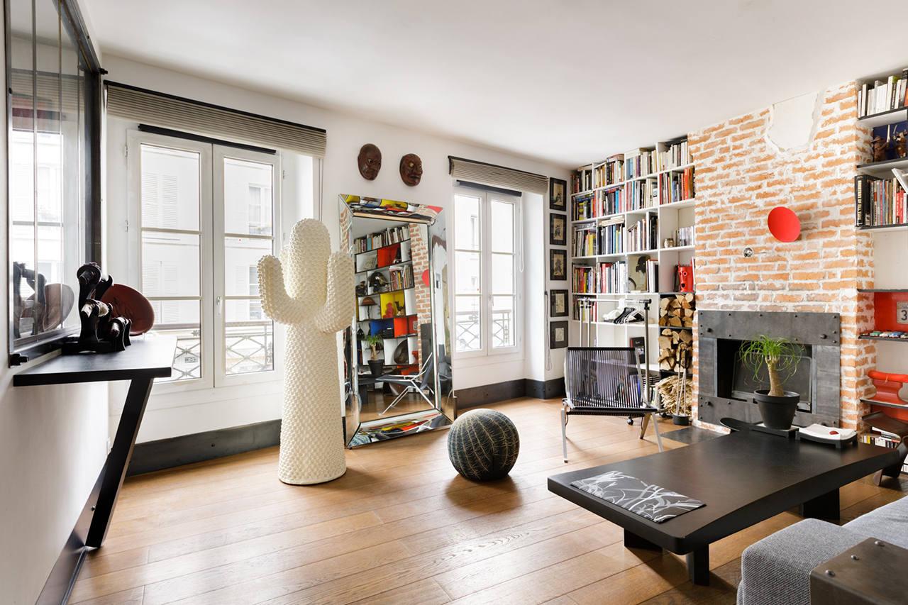 Недорогие апартаменты в Париже