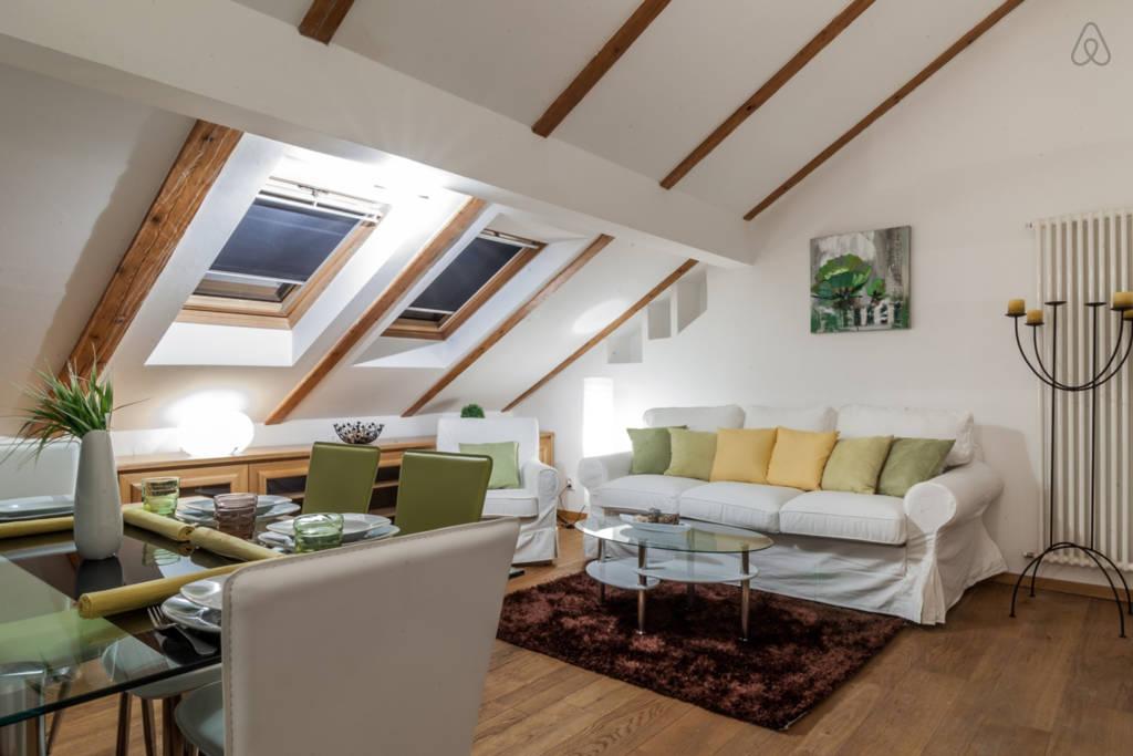 посуточная аренда квартир в Праге