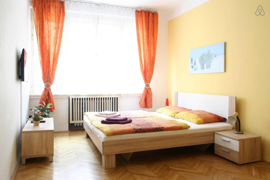 снять квартиру в Праге на неделю или месяц