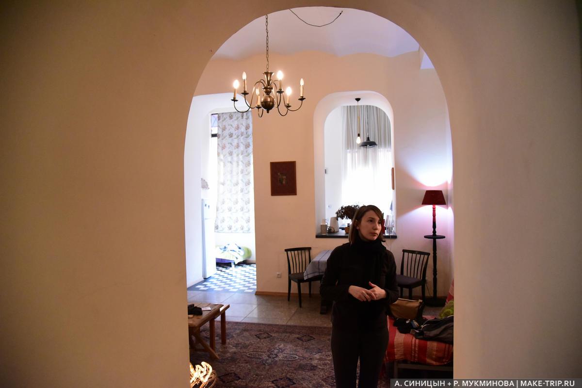Снять квартиру в Тбилиси