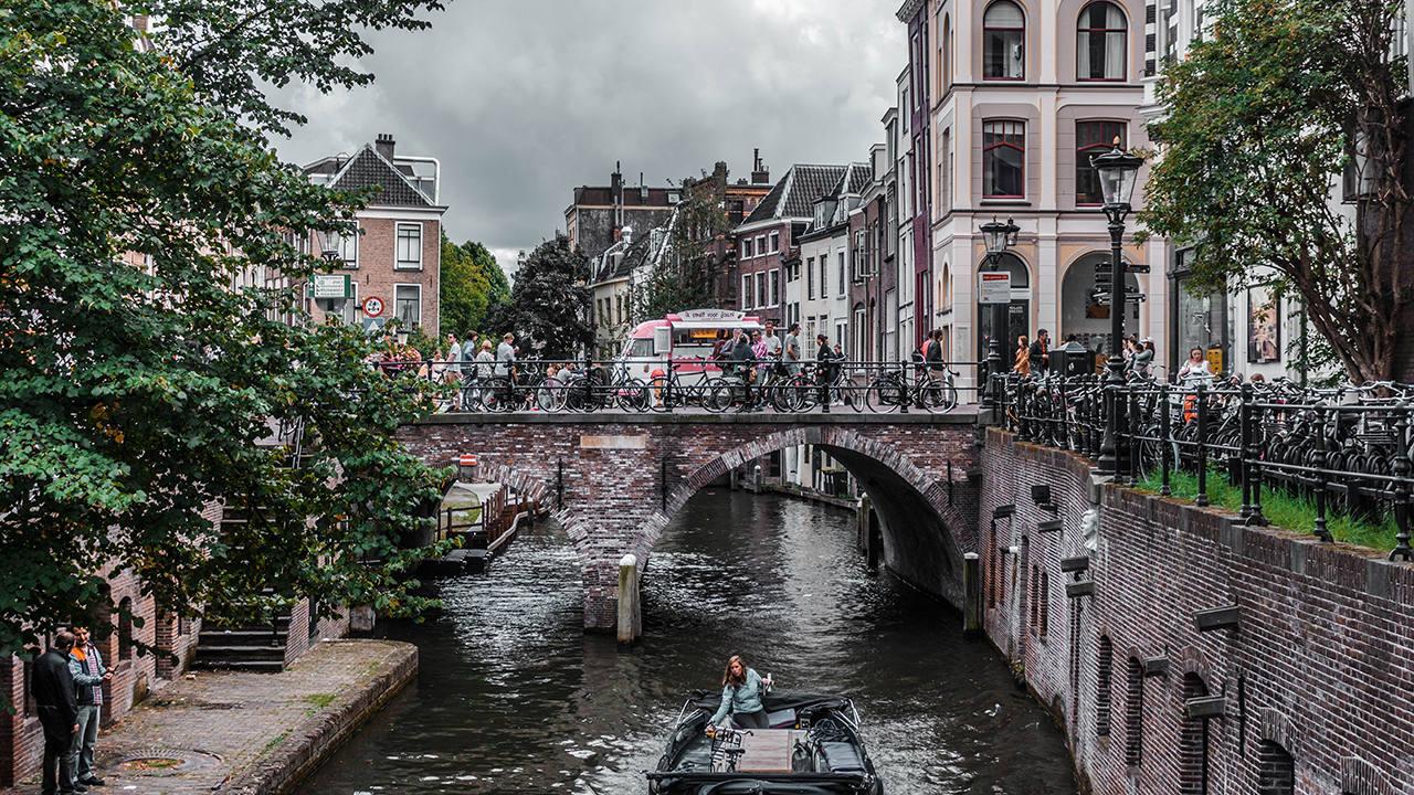 Аренда домов-лодок в Амстердаме