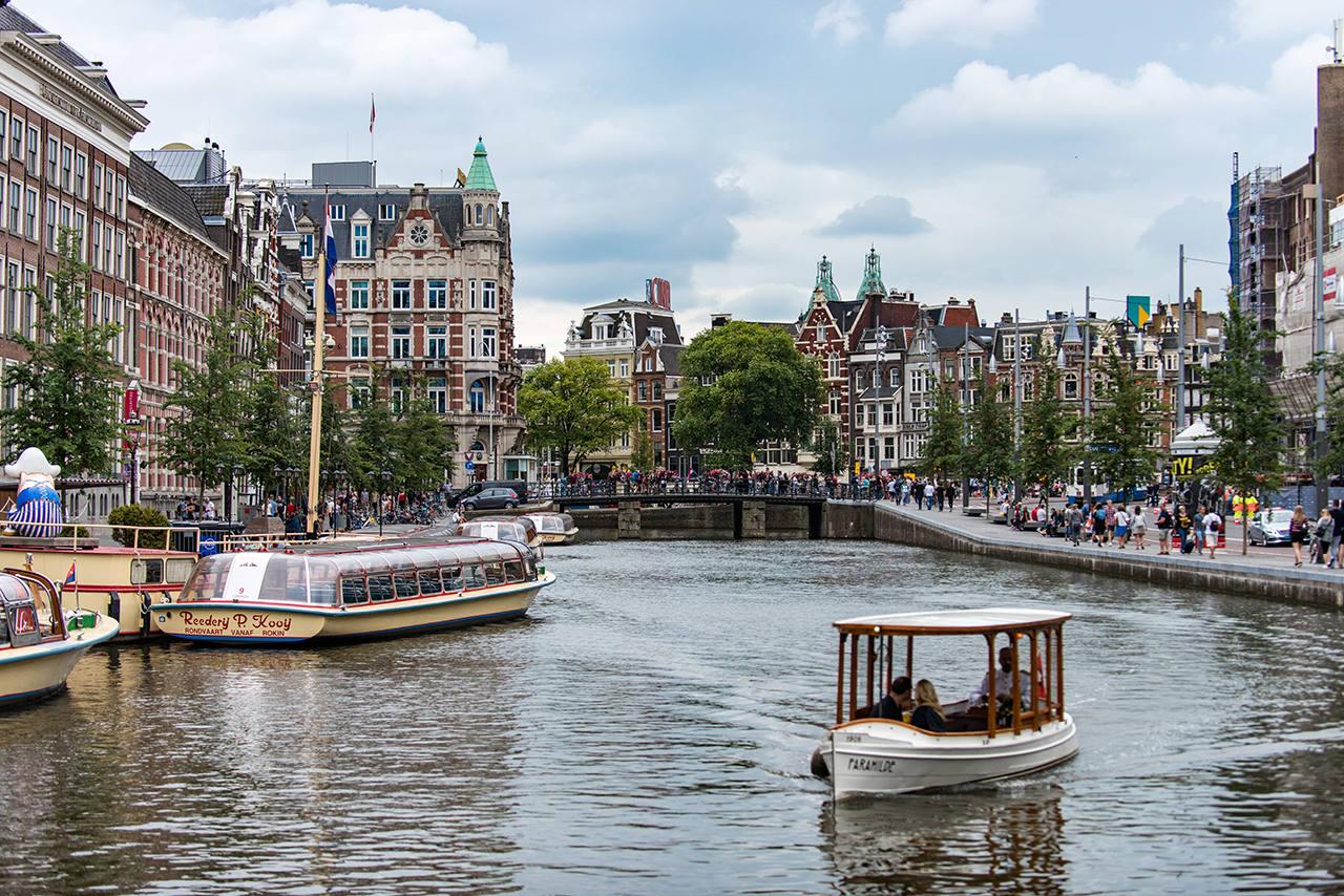 Снять жилье в Амстердаме