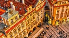 Как дешево добраться до Праги?
